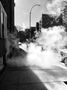 Smokey Overlook Ave, Washington Heights NYC