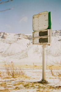 Icelandic Petrol Station (Category - Street)