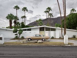 Golde Mercedes, Palm Springs