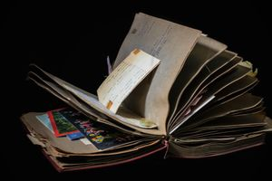 Scrap, pages of memories