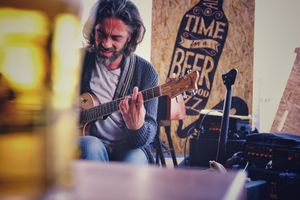 Fabrizio Savino Jazz Guitarist