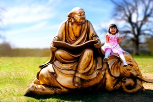 According to the Buddha 5