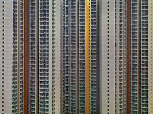 From Architecture of Density © Michael Wolf