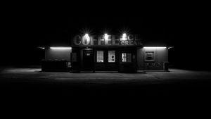 Night Scene - Coffee & Ice Cream