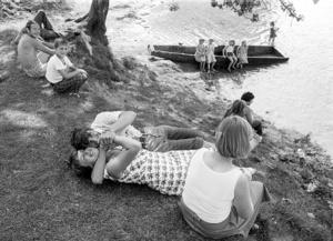 Średnia Wieś 1980.