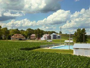 Villisca Pool, Villisca Iowa, 2017