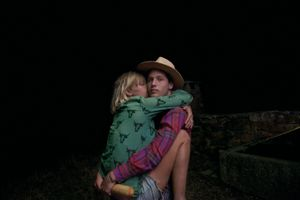 Lou and Adrien L'Amour de Vacances, from Teen Tribe © Martine Fougeron