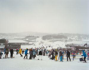 Perisher ski resort.