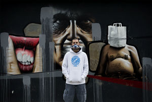 A graffiter