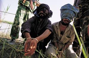 Opium drug smugglers arrested