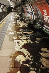 Underground 'Blitz' 1940-41
