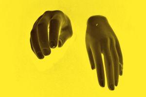 Luvas Para Mãos de Éter