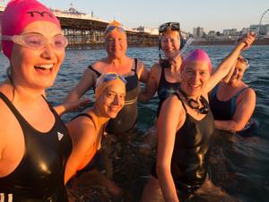 Ladies of Brighton Swimming Club
