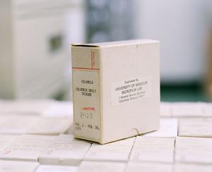 Microfilm. SAUGET, ILLINOIS. 2012