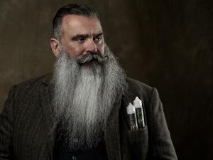 Lee: British Beard Champion