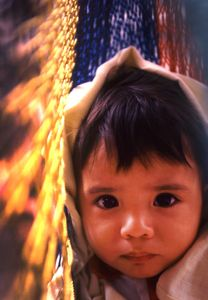 Hispanic infant