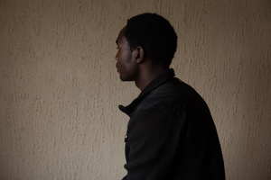 Anthony John (Markus), 28 years old.