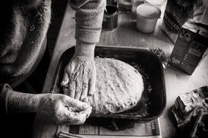 Making Bread 08