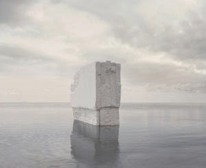Iceberg. Courtesy of the Tokyo International Photography Festival.