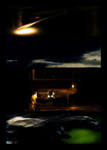 N°91 - Nuit - Poursuite - 2010.