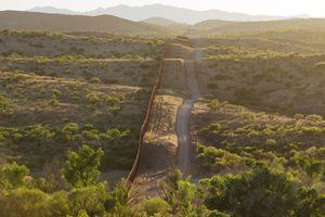 East of Nogales, Arizona