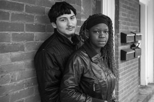 Elisa and Tristan, Poughkeepsie NY - March 2017