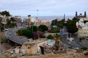 Super High ways.The american dream of Las Palmas