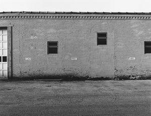 8180.7, Aluminum Specialty Company warehouse parking, Chilton, WI, 1981