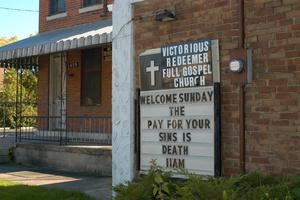 Death 11am, Columbus, Ohio, 2003