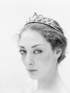 Girl with tiara, 2005