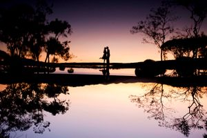 Reflection Wedding