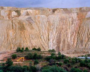 Santa Rita Copper Mine, Colorado
