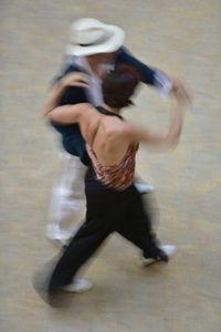 Mall of Berlin, Potsdamer Platz, tango dancers, august 2018, Nr. 7