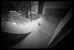 Death Trap Ramp Finished, Enmore, NSW