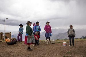 Upiray, Ayacucho, Peru, 2014