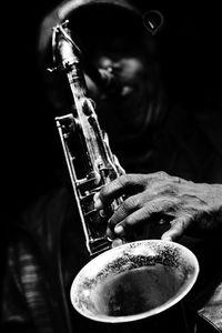 Joe McPhee: sax