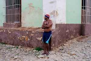 08.06.2016 Trinidad, Cuba.