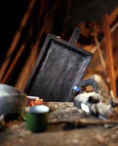Portrait of the cutting board #2