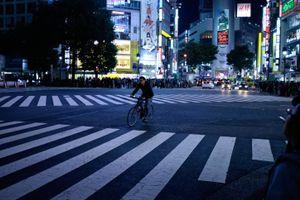Shibuya alone