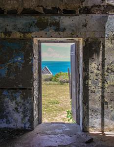 Door and Ruins
