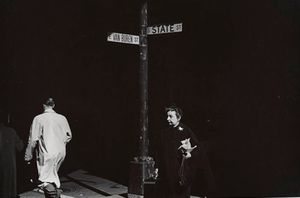 Chicago 1950. © Harry Callahan