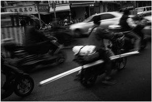 Shanghai Street Life No6