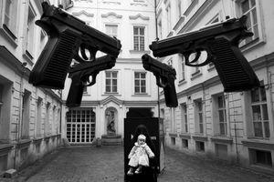 Background/ Praga, Art Exhibition