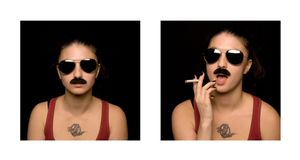 Mustache #2