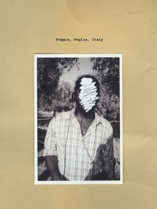 On the Identity of a Tomato Picker - Foggia, Puglia, Italy