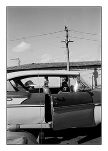 Car 2,  Cuba ,  Santiago de Cuba, Kuba,  January 1996