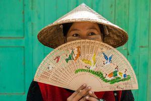 Girl in Mingun