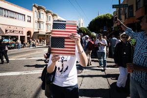 America, San Francisco CA, October 2014