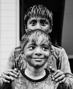 Kids of Suburban Holi