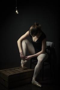 Ballerina dress-up